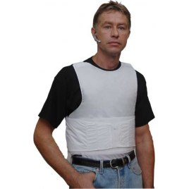 Bullet Proof Vest Ultralight Concealed Level IIA