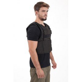 Bulletproof Vest Body Armor Plate Carrier Level IIIA