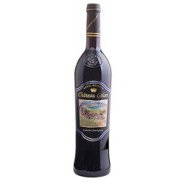 Cabernet Sauvignon Chateau Golan Winery Israeli Wine