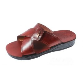 Clone of Genuine Handmade Leather and Buckled Sandals - Adar
