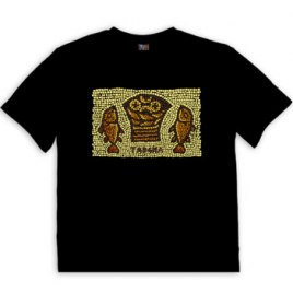 Christian t shirt Tabgha
