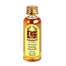 Anointing Oil Frankincense Myrrh and Spikenard  Fragrance (50 ml)