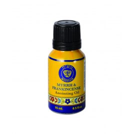 Anointing Oil Frankincense & Myrrh Fragrance (15 ml)