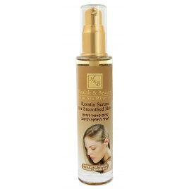 Health and Beauty Dead Sea Cosmetics Keratin Hair Serum