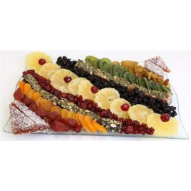 Holiday Assorted Dried Fruit Platter