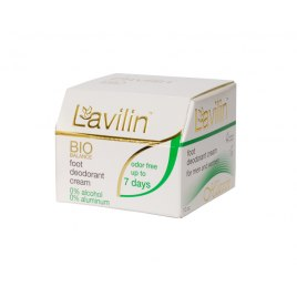 Lavilin Cosmetics Foot Deodorant Cream