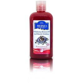 Mersea Dead Sea Dead Sea Exfoliating Shower Gel Passiflora