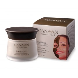 Canaan Mineral Mud Mask
