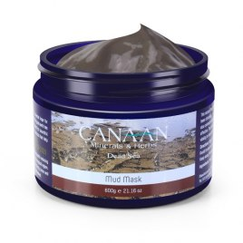 Clone of Dead Sea Mineral Mud Mask by Canaan