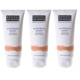 Natural Sea Beauty - Set of 3 Protective Hand Cream