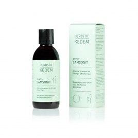 Kedem Cosmetics Samsonit Organic Strand Strengthening Shampoo