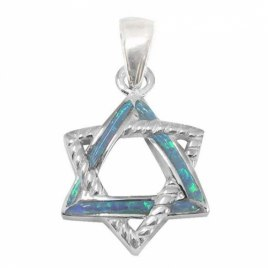 A Special Star of David Necklace to Treasure